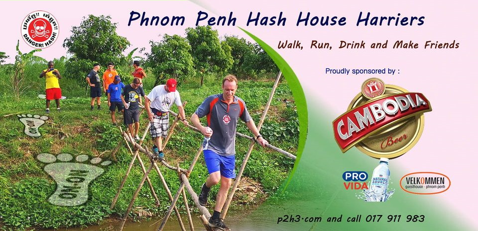Phnom Penh Hash House Harriers