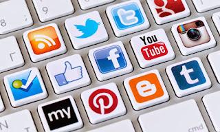 Media Sosial - Panduan Belajar Blog Pemula , Mudah dan Lengkap