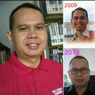 Catatan Sejarah Potret Diri Era 2009 - 2019