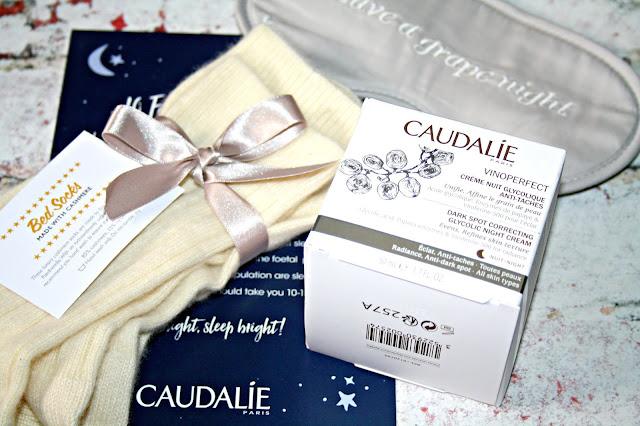 Caudalie Vinoperfect Dark Sport Correcting Glycolic Night Cream