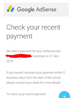 AdSense পেমেন্ট করেছে অথচ আপনার টাকা ব্যাংকে আসেনি?