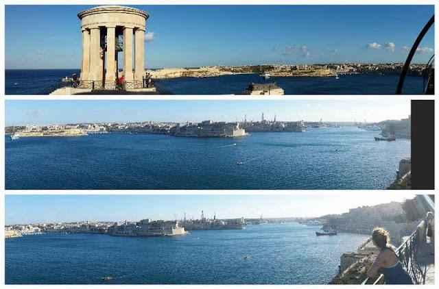 puerto de la valeta Malta