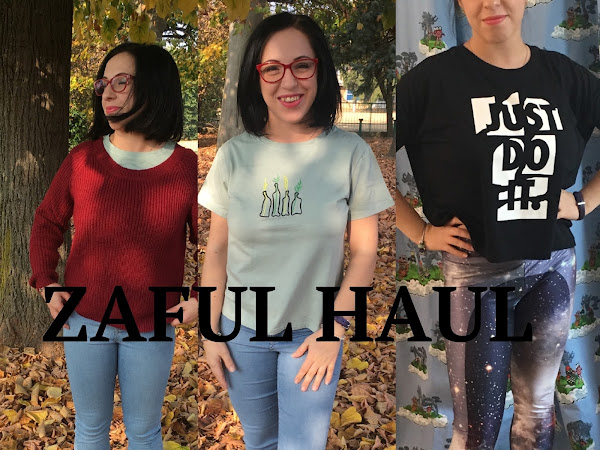 ZAFUL HAUL #AD