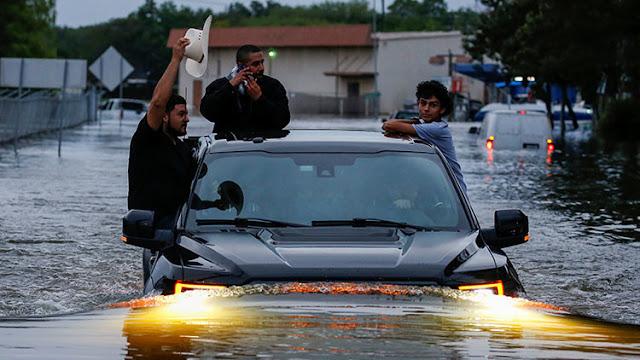 """¿Podría el huracán Harvey """"matar"""" la economía de EE.UU.?"""