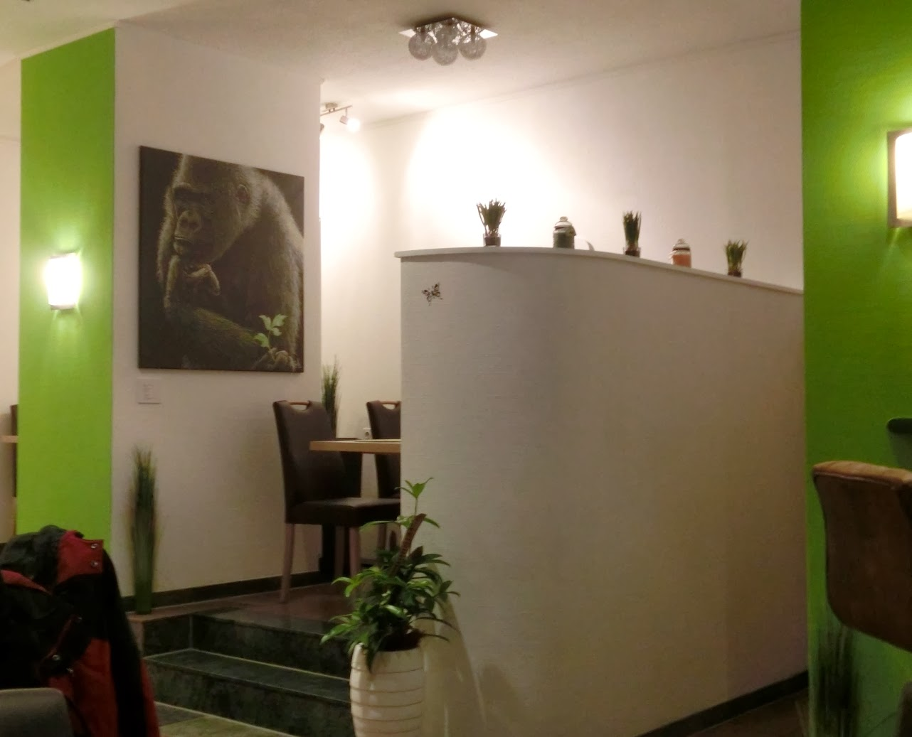 bhakti yoginis blog das vegane restaurant in n rnberg hat geschlossen. Black Bedroom Furniture Sets. Home Design Ideas