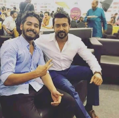 Actor_Surya_At_Amma_Film_Awards_Images