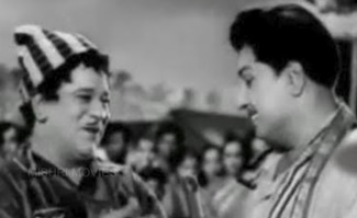 MR Radha Rare Comedy | MR Radha Full Comedy | MGR | Saroja Devi | Thaiyai Katha Thanayan Comedy