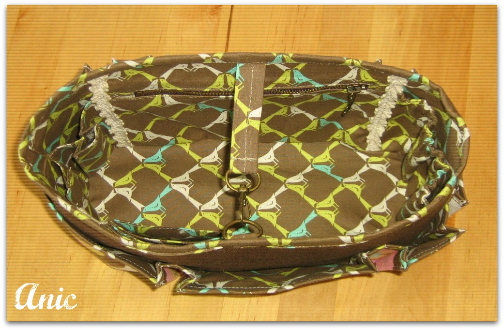 A Bag Organiser This Time I Used Heavy Cotton For External Bought These Fabrics When First Started Sewing Back In 2010 From