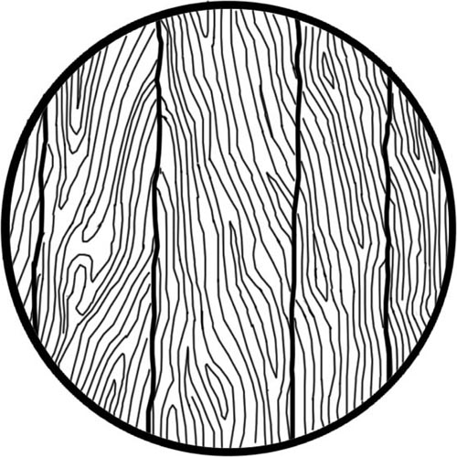 skyrim shield wood grain