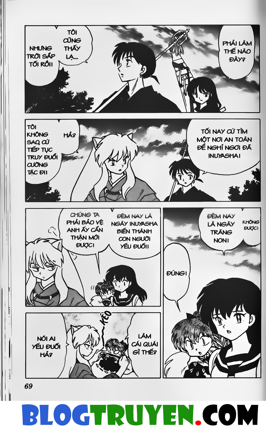 Inuyasha vol 37.4 trang 12