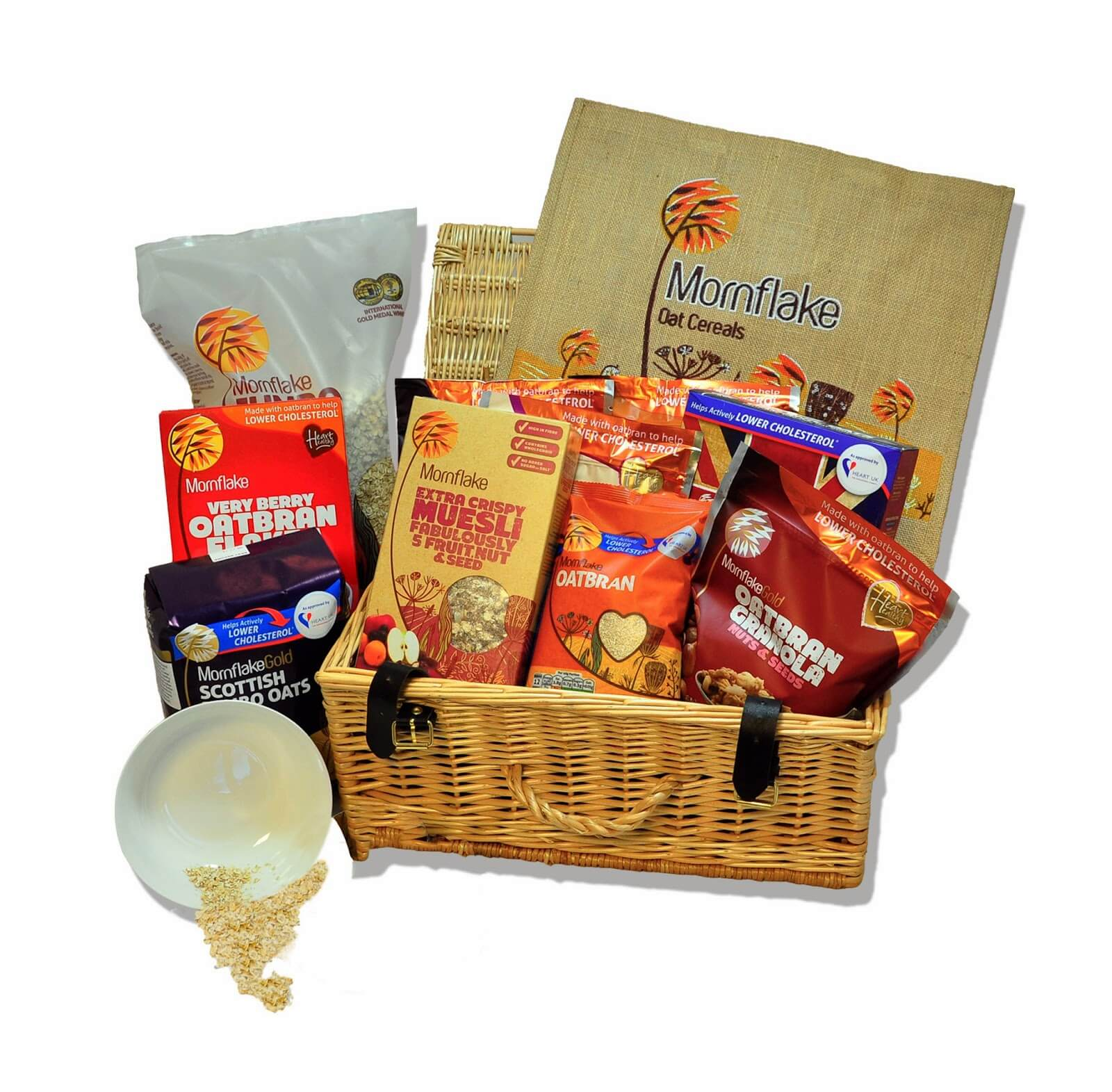 Mornflake Breakfast Hamper