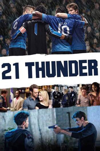 21 Thunder 1ª Temporada Torrent – WEB-DL 1080p Dual Áudio