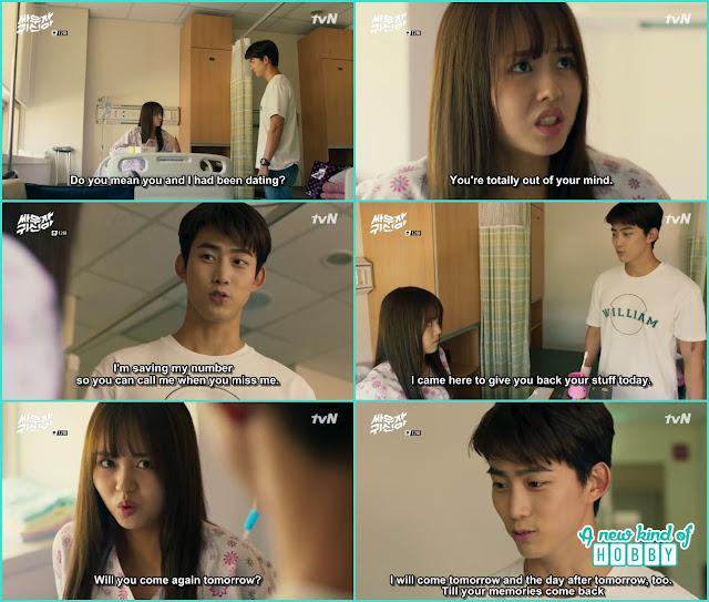 bong pal revealed he is hyun ji boyfriend - Let's Fight Ghost - Episode 12 Review