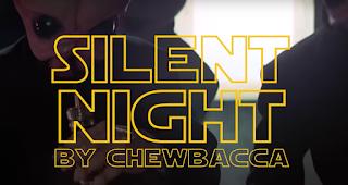 Merry Wookie Christmas oder wenn Chewbacca 'Stille Nacht' singt