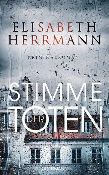 Cover Stimme der Toten von Elisabeth Herrmann