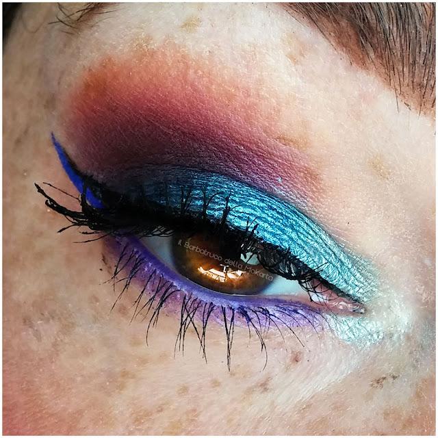 miss trucco eyeshadow palette ombretti terra  acqua  makeup eyes