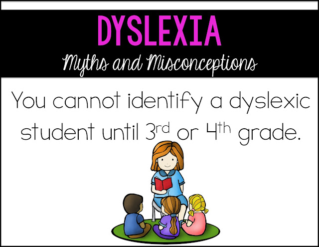 dyslexia misconceptions and myths essay