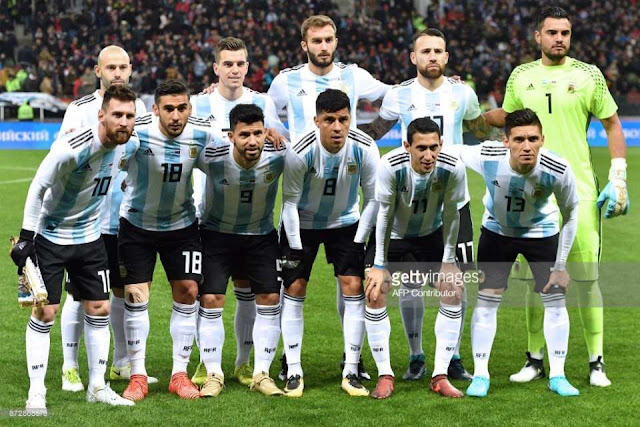 Argentina World Cup Fixtures, Squad, Group, Guide
