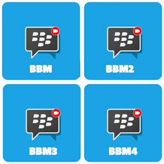 Download BBM + BBM2 + BBM3 + BBM4 Mod V2.13.1.13 Apk