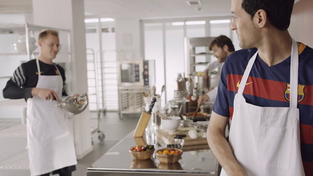 El Barça y Allianz lanzan #onmyteam