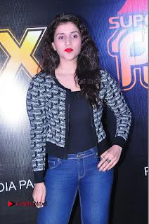 Actress Mannara Chopra Stills in Jeans at Sparx 2017 Curtain Raiser Event  0160.JPG