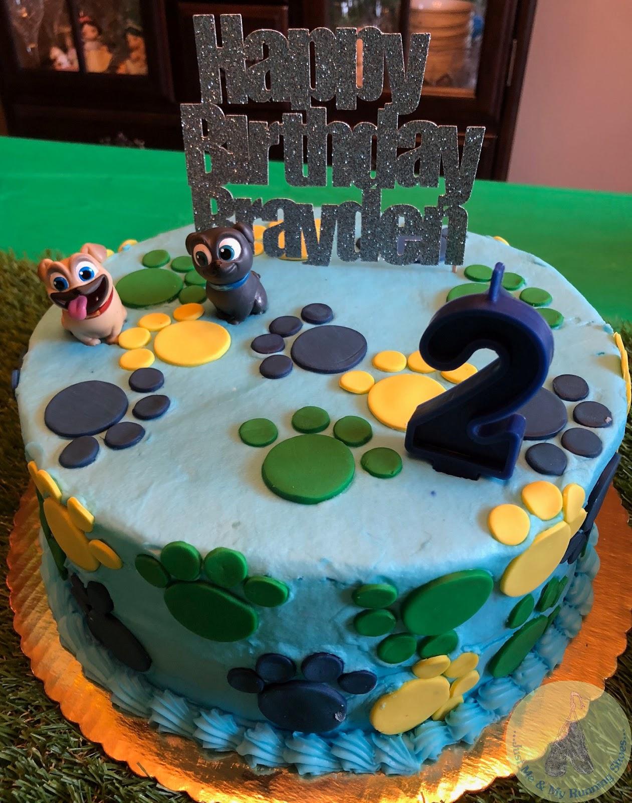 Puppy Dog Pals Birthday Party