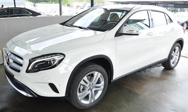 Mercedes GLA 200 là một sự lựa chọn tuyệt vời