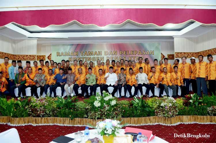 Bengkulu, DetikBengkulu.com, Penas KTNA 2017, Momentum  Perkuat Sektor Agro-Maritim Bengkulu