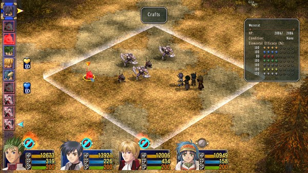 The Legend of Heroes Trails in the Sky the 3rd PC Full Version Screenshot 2