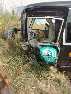 Nollywood Actors Involved In Ghastly Accident
