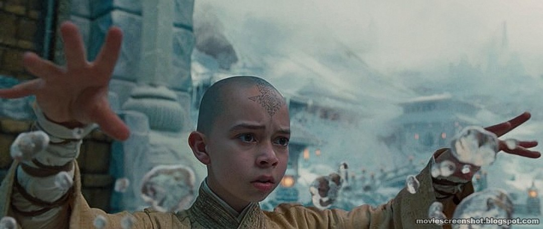 the last airbender movie screenshots