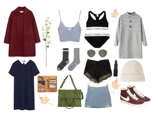 fall wishes / essentials