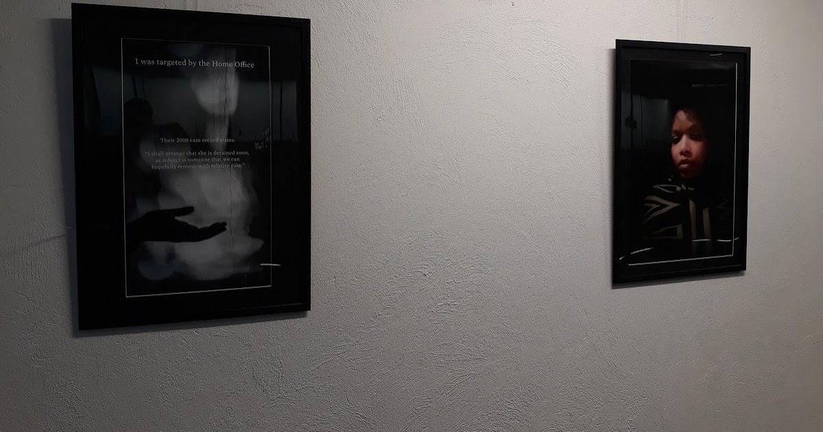 Between Foyer Display Michelle Fuller