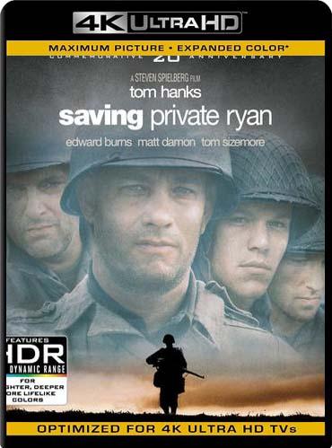 Salvar al soldado Ryan (1998) 2160p 4k UHD HDRLatino [GoogleDrive] SilvestreHD