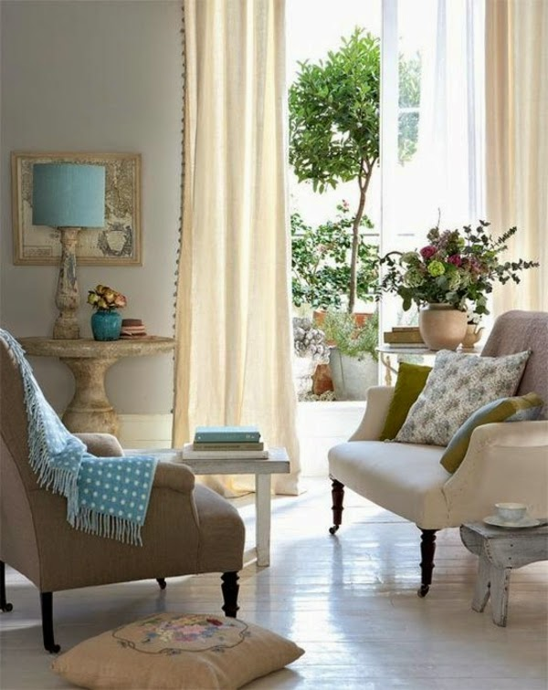 THIS 20 Comfortable living room color schemes and paint color ...