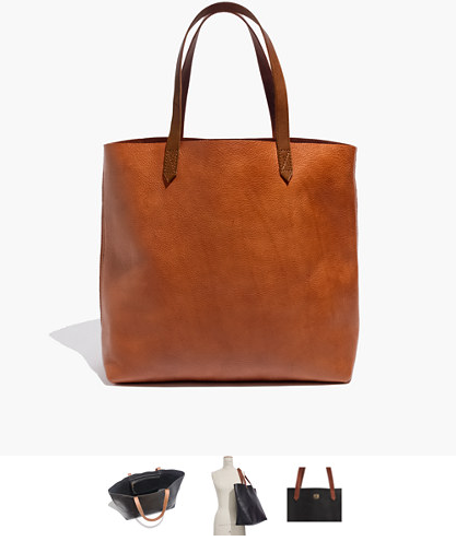 I Have Been Meaning To Do This Post For Sometime Now If You Had Choose Between J Crew S Downing Tote Item A4399 168 00 Or Madewell Transport