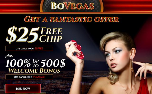 Bovegas Casino Welcome Bonuses