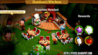 FarmVille 2: Country Escape, Outdoor Kitchen, Jar