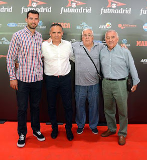 Premios Futmadrid Aranjuez