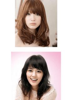 20+ Model Rambut Sebahu Ala Korea Untuk Wanita Terkece 2017