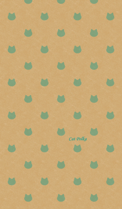 Cat Polka[Kraft and Green]