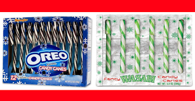 Flavored Candy Canes