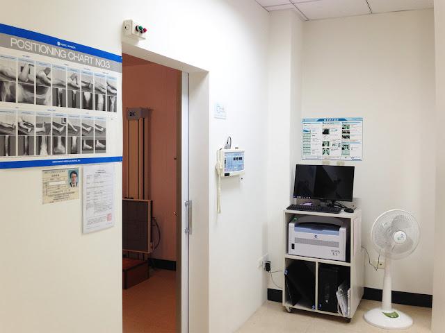 好痛痛 骨力診所 骨科 中醫 針灸 傷科 痠痛 X光