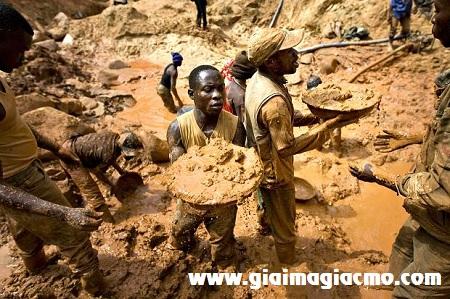 Mơ nhảy xuống hố đào vàng & được nhiều vàng