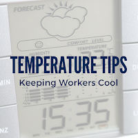 Temperature Tips: Keeping Workers Cool