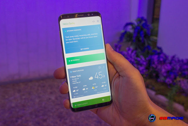 Information about the Samsung Galaxy S9 and S9 Plus.