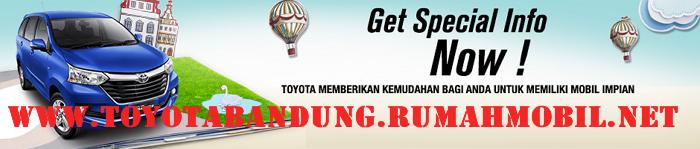 Daftar Harga Toyota Avanza OTR Bandung