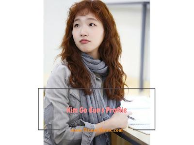 Profil Kim Go Eun Pemeran Hong Seol Cheese In The Trap