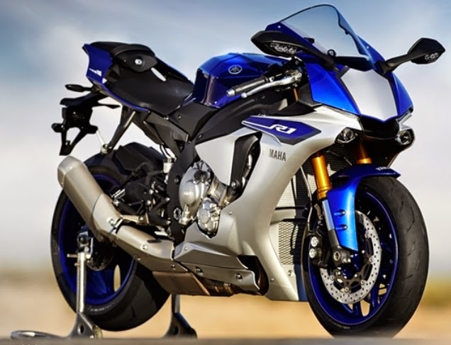 Galery New YZF- R1 2015
