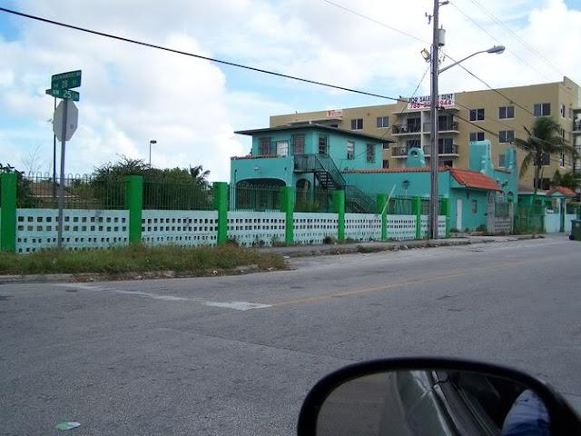 Locais perigosos em Miami